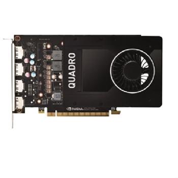 DELL 490-BDTN scheda video Quadro P2000 5 GB GDDR5