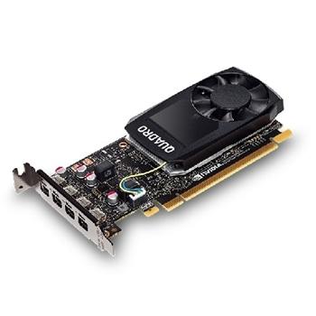 DELL 490-BDXN scheda video Quadro P1000 4 GB GDDR5