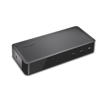 Kensington Docking station 2K doppia USB-C e USB 3.0 5 GB/sec. SD4700P con adattatore da 135W-DP e HDMI-Win/Mac