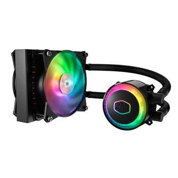 Cooler Master MASTERLIQUID ML120R RGB raffredamento dell'acqua e freon