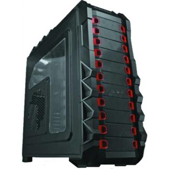 Cortek C10030 computer case Full Tower Nero