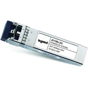 Legrand Modulo ricetrasmettitore SFP MMF 1000BASE-SX (MINI-GBIC) compatibile HP® JD118B