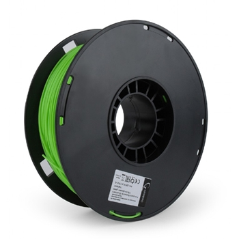 Gembird 3DP-PLA1.75-01-G materiale di stampa 3D Acido polilattico (PLA) Verde 1 kg