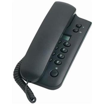 NILOX TELEFONO FISSO DISPLAY GRIGIO