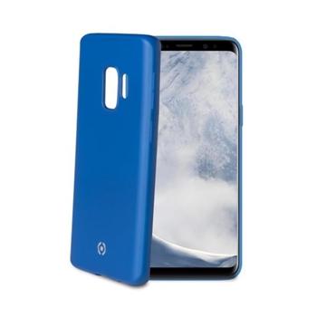 """Celly SOFTMATT790BL custodia per cellulare 14,7 cm (5.8"""") Cover Blu"""