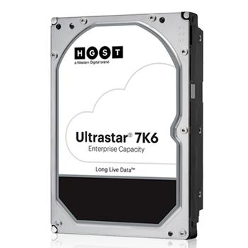 HGST ULTRASTAR 7K6 6TB 7200RPM HUS726T6TALE6L4 SATA (GOLD REPL)