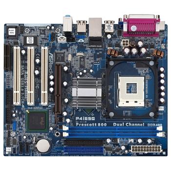 MB Intel 478 ASROCK P4i65G AGP-Slot M-ATX, 2xD2 800 USB2 SATA2