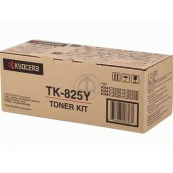 KYOCERA TK-825Y Originale Giallo 1 pezzo(i)