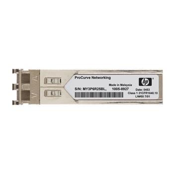Hewlett Packard Enterprise X130 10G SFP+ LC SR modulo del ricetrasmettitore di rete 10000 Mbit/s SFP+