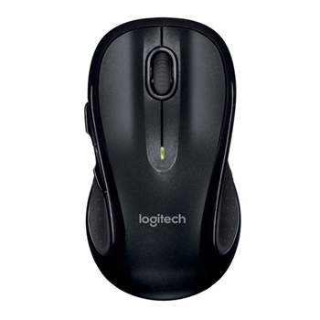Logitech M510 mouse RF Wireless Laser
