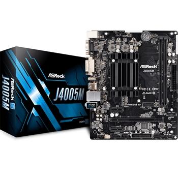 Asrock J4005M scheda madre Micro ATX