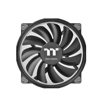 Thermaltake Riing Plus 20 Case per computer Ventilatore 20 cm Nero