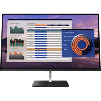"HP EliteDisplay S270n 68,6 cm (27"") 3840 x 2160 Pixel 4K Ultra HD LED Nero, Argento"