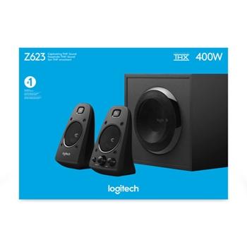 Logitech Z623 set di altoparlanti 2.1 canali 200 W Nero