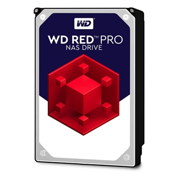 WD Red Pro 4TB SATA 6Gb/s 256MB Cache Internal 3.5inch 24x7 7200rpm optimized for SOHO NAS systems 1-24 Bay HDD Bulk
