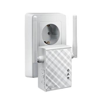 ASUS RP-N12 Wireless-N300 Range Extender Access Point Media Bridge