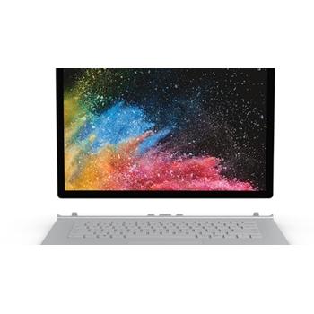 "Microsoft Surface Book 2 Argento Ibrido (2 in 1) 34,3 cm (13.5"") 3000 x 2000 Pixel Touch screen Intel® Core™ i7 di ottava generazione 8 GB LPDDR3-SDRAM 256 GB SSD Windows 10 Pro"