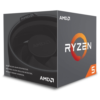AMD Ryzen 5 2600 processore 3,4 GHz Scatola 16 MB L3