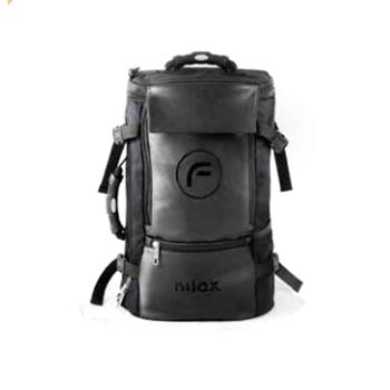 "Nilox NXFGHTRK0001 borsa per notebook 39,6 cm (15.6"") Zaino Nero"