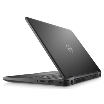 """DELL Latitude 5490 Nero Computer portatile 35,6 cm (14"""") 1920 x 1080 Pixel Intel® Core™ i5 di ottava generazione i5-8250U 8 GB DDR4-SDRAM 256 GB SSD"""