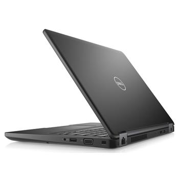 """DELL Latitude 5490 Nero Computer portatile 35,6 cm (14"""") 1920 x 1080 Pixel Intel® Core™ i7 di ottava generazione i7-8650U 8 GB DDR4-SDRAM 256 GB SSD"""