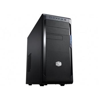 CM N300 Black bezel Black interior coating IO: USB3.0(int) x1 USB2.0 x2 MIC x1 Audio x1 Fan: front 120mm Sickleflow fan x1 rear 120m