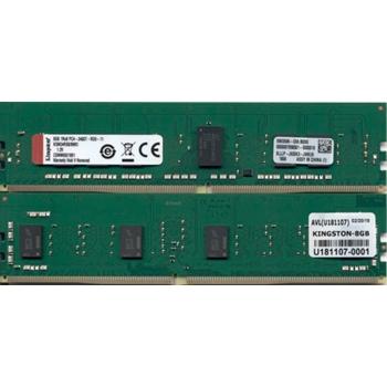 KINGSTON TECHNOLOGY 8GB DDR4-2400MHZ ECC REG CL17 DIMM 1RX8 MICRON E IDT
