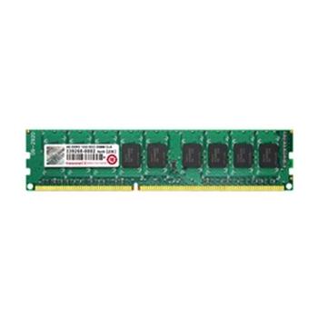 TRANSCEND DDR3 1333Mhz 4GB 9-9-9 2 PC3-10600 CL9 - 1.5 V DIMM ECC