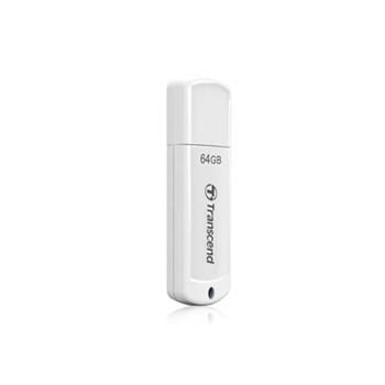 Transcend JetFlash elite 64GB JetFlash 370 unità flash USB USB tipo A 2.0 Bianco