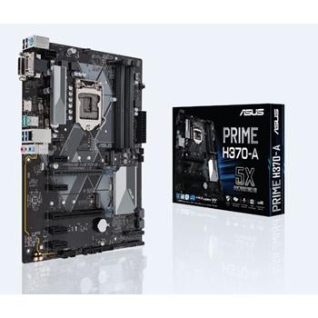 ASUS PRIME H370-A scheda madre LGA 1151 (Presa H4) ATX Intel® H370