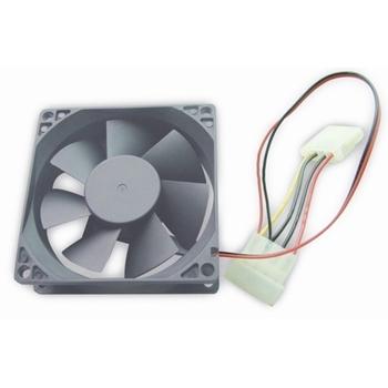 Gembird FANCASE-4 ventola per PC Computer case Ventilatore 8 cm Grigio