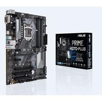 ASUS PRIME H370-PLUS scheda madre LGA 1151 (Presa H4) ATX Intel® H370