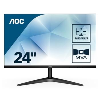 AOC 24B1H 23.6inch Led Monitor VGA/HDMI 1.4