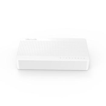Tenda S108V8 Non gestito Fast Ethernet (10/100) Bianco