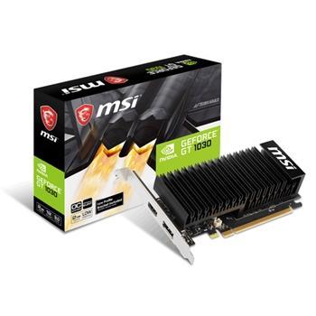 MSI GeForce GT 1030 2GHD4 LP OC 2GB DP HDMI LP