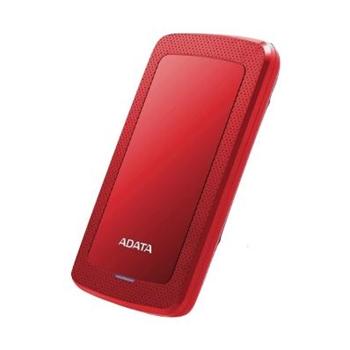 ADATA AHV300-1TU31-CRD External HDD Classic HV300 2.5inch 1TB USB3.0 Red