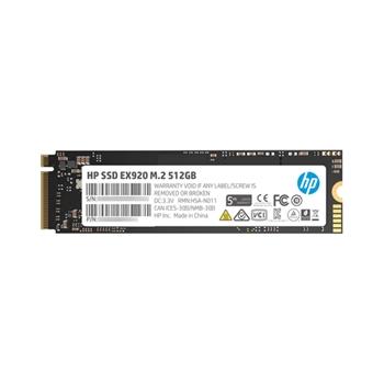 HP SSD EX920 512GB M.2 PCIe Gen3 x4 NVMe 3200/1600 MB/s