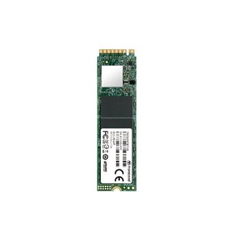 TRANSCEND 256GB M.2 2280PCIe Gen3x4 3D TLC DRAM-less