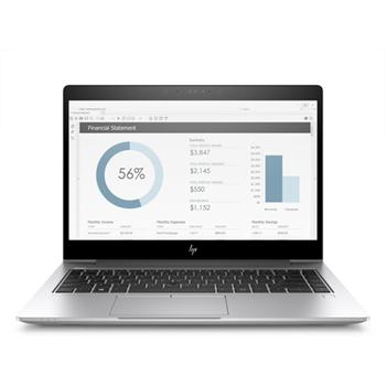 "HP EliteBook 755 G5 Argento Computer portatile 39,6 cm (15.6"") 1920 x 1080 Pixel AMD Ryzen 5 2500U 8 GB DDR4-SDRAM 256 GB SSD"