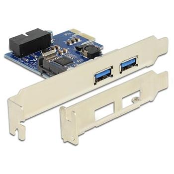DeLOCK 89315 scheda di interfaccia e adattatore USB 3.0 Interno