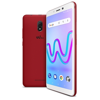 WIKOMOBILE WIKO JERRY3 RED 5.45IN 18:9 QC 1.3 GHZ 16GB 5MP IN