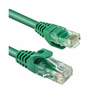 Vultech TAAU010-UTP cavo di rete 1 m Cat6 U/UTP (UTP) Verde