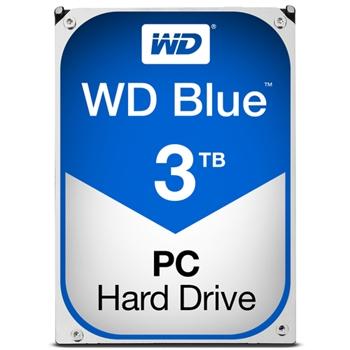 Western Digital HDD WD Blue WD30EZRZ 3TB/8,9/600/54 Sata III 64MB (D)