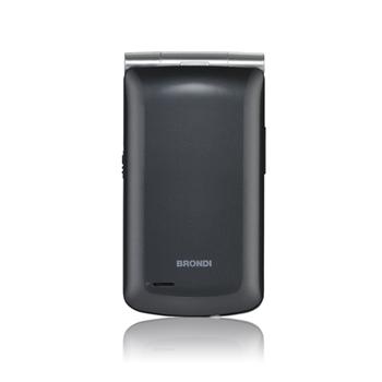 Brondi Amico N°Uno 108 g Titanio Telefono per anziani