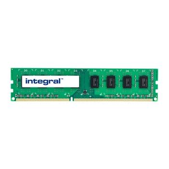 INTEGRAL IN3T4GNZBIX DDR3 4GB 1333MHz CL9 DIMM 1.5V Dual rank