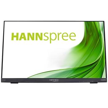 """Hannspree HT 225 HPB monitor touch screen 54,6 cm (21.5"""") 1920 x 1080 Pixel Nero Multi-touch Da tavolo"""