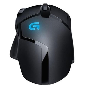 LOGITECH G402 Hyperion Fury FPS Gaming Mouse USB black