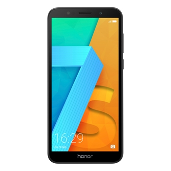 "Honor 7S 13,8 cm (5.45"") 2 GB 16 GB Doppia SIM 4G Micro-USB Nero Android 8.1 3020 mAh"