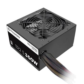 Thermaltake TRS-350AH2NK alimentatore per computer 350 W 20+4 pin ATX ATX Nero