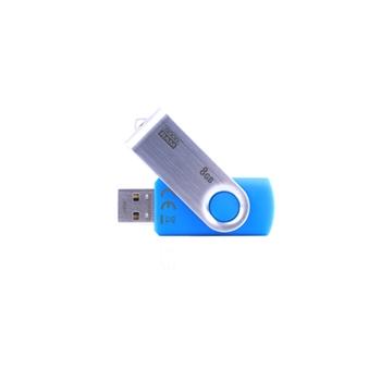 Goodram UTS2 unità flash USB 8 GB USB tipo A 2.0 Blu, Argento